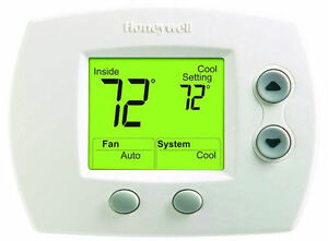 Lots Of 5 Honeywell Digital Thermostat Th5110d1006