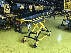 Stryker Performance Pro 700 Lbs Ambulance Stretcher Cot Ferno Mx 6085 6086 A