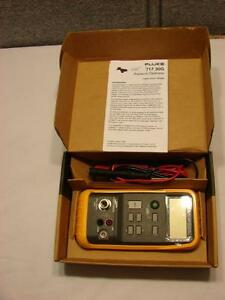 Fluke 717 30g Pressure Calibrator 12 To 30 Psi 850 Mbar To 2 Bar 85 To 206