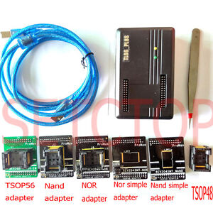 Tl86 plus Nand Tsop48 56 Flash Programmer Chip Data Recovery Copy Repair Tool