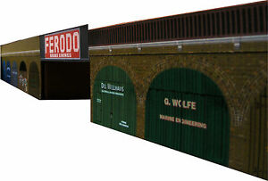 card kit n scale viaduct sides