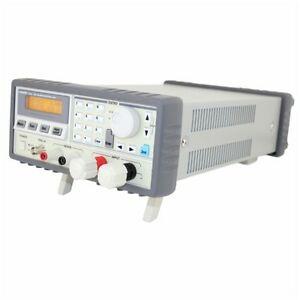 Array 3721a Programmable Dc Electronic Load 40a 80v 400w