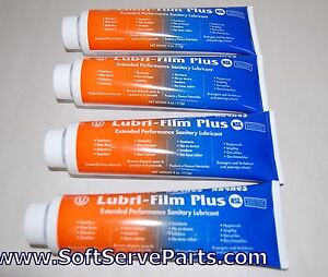 4 Lubrifilm Ice Cream Machine Lubricants Taylor Other Machines Shake Or Yogurt