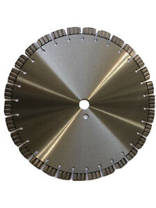 14 Diamond Blades For Concrete Paving Stone And Construction Materials