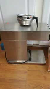 Bunn o Matic Professional Commercial Coffee Maker Brewer Pourover Cdbc Fp35
