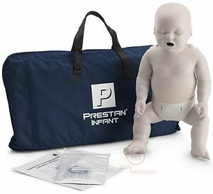 Prestan Infant Cpr Manikin Light Tone Pp im 100 Cpr Training Mannequin