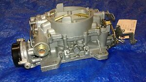 Carter Afb Carburetor 4331s For A 1967 Buick With A 340 C i d