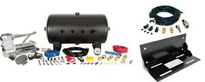 5 Gallon On Board Air System With Viair S 400c Compressor Tire Inflation Chuck