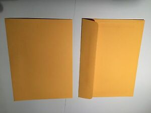 A 6 Envelopes Goldenrod Color