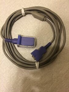 Nellcor Doc 10 Spo2 Adapter Extention Cable