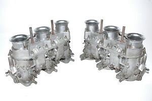 Porsche 911 Weber Carburetors 40ida 90110811500 90110811600 D