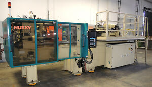 Husky Injection Molding Machine Model G 160 Rs 42 30 Tonnage 180 160 Metric