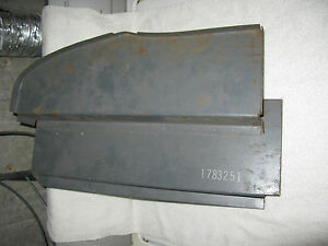 Nos Mopar 1960 68 Dodge Truck Bed Support Piece