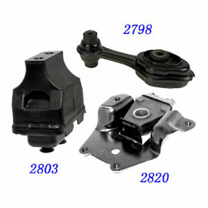 New For Chevy Cavalier Pontiac At M930 2798 2803 2820 Engine Motor Mount