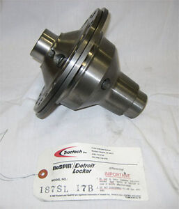 9 Ford Tractech Eaton Detroit Locker 28 31 35 Spline New