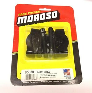 Moroso 85830 U joint Girdles 1350 Series Race Yokes 8 8 Ford 9 Ford Ring Gear