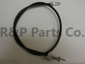 Tachometer Tach Cable For John Deere 700 1010 2010 5010 5020 6030 7520 At17503