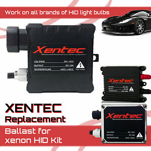 One 35w 55w Xentec Xenon Hid Kit S Replacement Ballast H4 H7 H11 H13 9004 9006