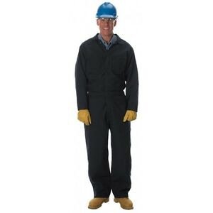 New Lakeland Nomex Iiia Protective Black Coverall