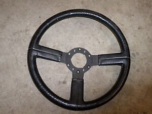 83 Firebird Trans Am Leather Steering Wheel 82 84 85 T5 Indy 500 Tpi 4 Recover
