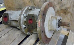 Imo Industrial Inc Hydraulic Pump Type 135296 G6vuvc 200 1 Gpm 1500 Psi