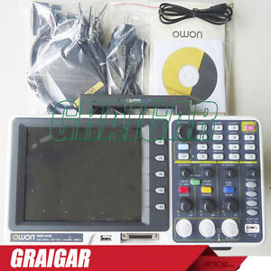 Owon Digital Multi Function Storage Oscilloscope Mso7102td Dso la 2 In 1 100mhz