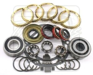 Chevy Getrag 5 Speed Transmission Rebuild Kit 1989 1990
