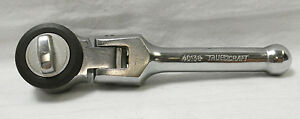 Truecraft 40136 1 2 Stubby Flex Head Ratchet Made In Japan