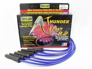 Taylor Cable 82248 Thundervolt 8 2 Custom Fit Spark Plug Wire Set