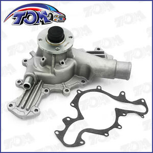 Brand New Water Pump Ford Ranger Explorer Aerostar 4 0l V6 2 Hose