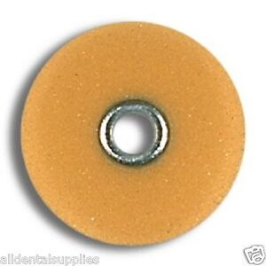 Dental 3m Espe Sof lex Soflex Polishing Discs 2382f Fine 1 2 Orange 85 Pack