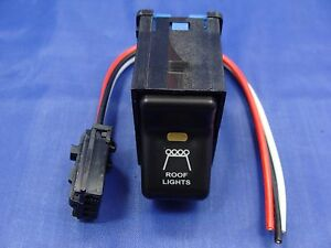 Jeep Tj Wrangler Roof Light Switch 2003