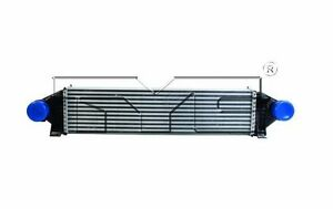 Tyc 18005 Intercooler charge Air Cooler For Ford Escape 2 0t 2013 2015 Models