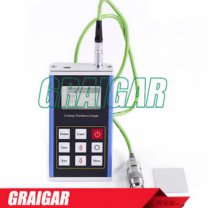 New Metal Case Portable Coating Thickness Gauge Leeb231