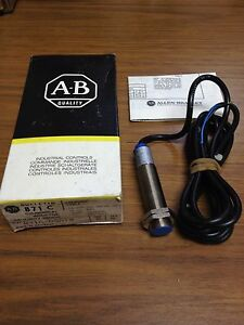 Allen Bradley Cylindrical Inductive Proximity Switch 871c d5a18