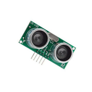 10pcs Us 100 Ultrasonic Sensor Module With Temperature Compensation For Arduino