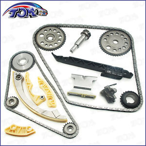 Brand New Ecotec Engine Timing Chain Kit With Balance Shaft 00 11 Gm 2 0l 2 2l