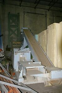 Automated Finishing Inc Industrial Vibratory Finisher Av32l 32 Cu Ft Capacity