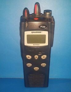 Harris P7200 p7250 Mapt t7hxx is2 Intrinsically Safe Radio Edacs Provoice
