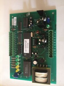 New Cmd 128190 Rev 1 Vr 221 Pc Control Board Plc Industrial