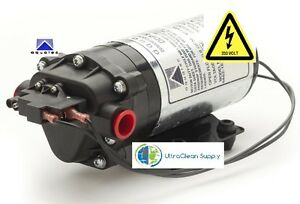 Aquatec 120 Psi Carpet Cleaning Extractor Pump Mytee Sandia Edic 230 Volts