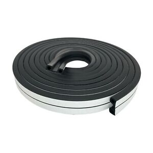 Pickup Truck Cap Camper Shell Lid Weather Seal Trim Tape 25ft Kit For 5 5ft Bed