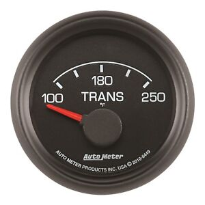 Autometer 8449 Ford Factory Match Transmission Temperature Gauge