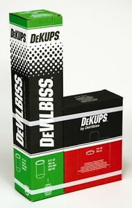 Devilbiss Dekups Dpc 602 Disposable 9 Oz Cups Lids