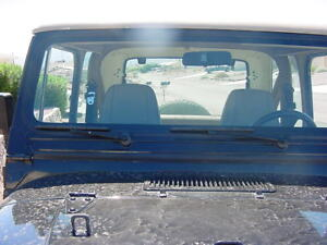 Wipeboy Basic Wiper Upgrade For 1987 1995 Jeep Yj Wrangler Black