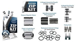 Ford 6r80 6 Speed Automatic Transmission Problem Solving Sonnax Zip Kit