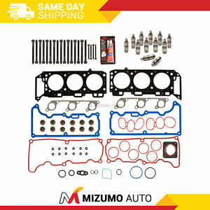 Head Gasket Set Lifters Fit 97 01 Ford Explorer Mercury Moutaineer 4 0 Sohc
