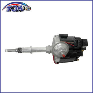 Brand New Distributor For Gm 250 Chevy 292 230 Hei Cap Complete 6 Cyl Inline