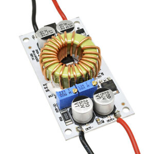 Adjustable Dc dc Boost 10a 250w Step up Constant Current Power Supply Led Driver