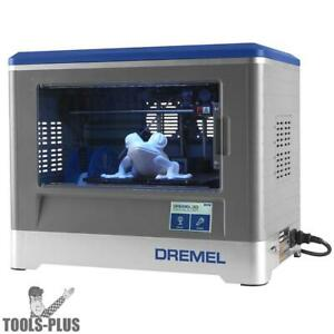 Dremel Idea Builder 3d Printer 3d20 01 New